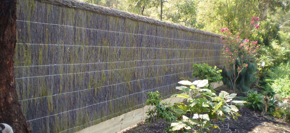 Brush Fencing Amp Brush Panels Brushwood Melbourne