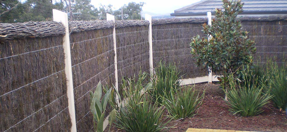 Brush Fencing Amp Gate Company Melbourne